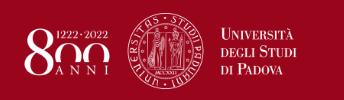 800 anni i Università degli Studi di Padova